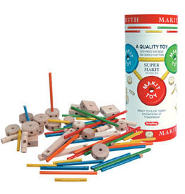 Schylling Makit Toy 70 pc