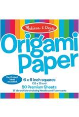 "Melissa & Doug Melissa & Doug: Origami Paper 6"" x 6"""