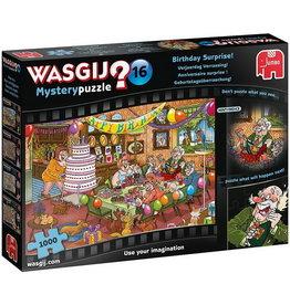 Jumbo Wasgij #16 Birthday Surprise 1000pc