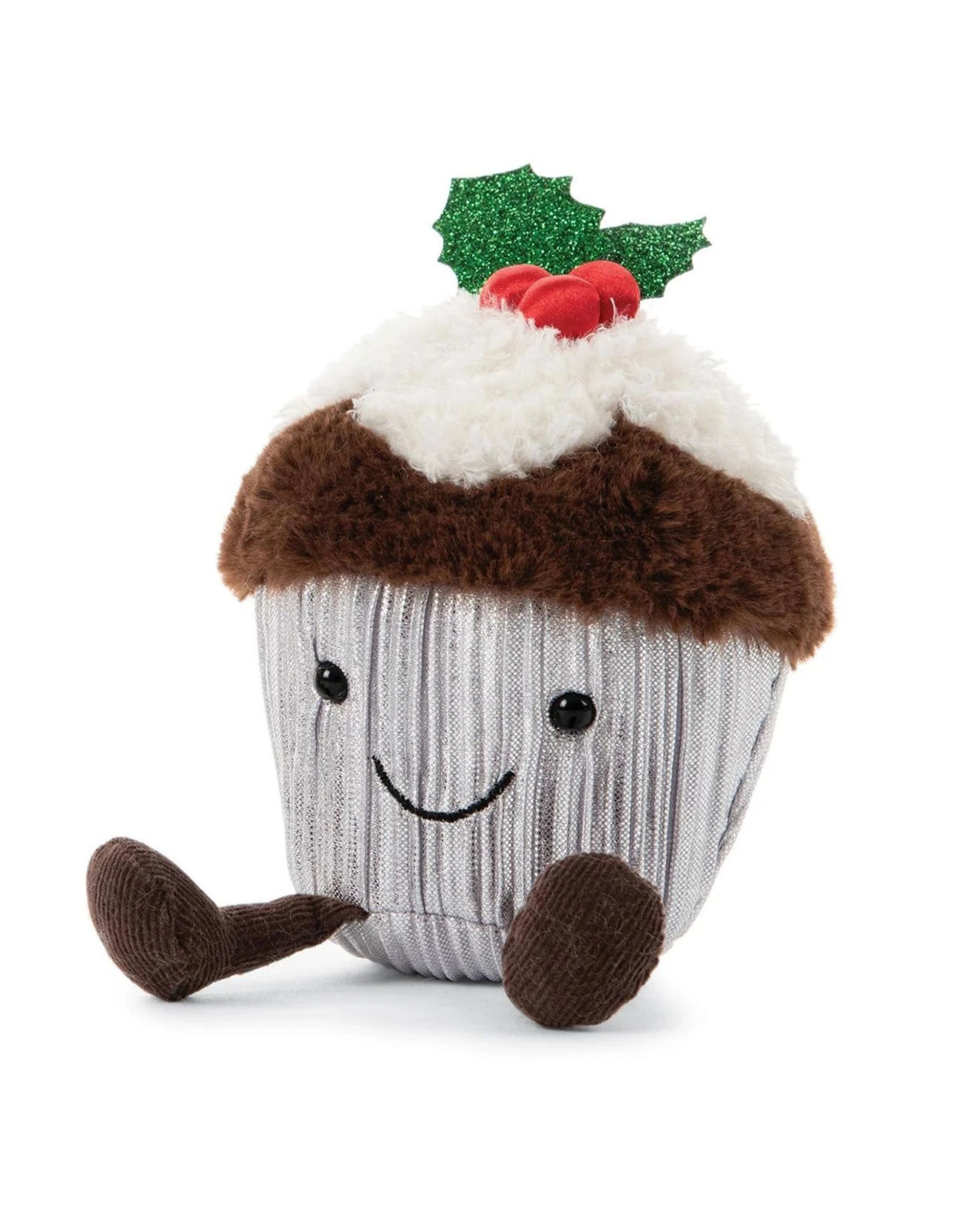 Jellycat JellyCat Cutie Cupcake Holly