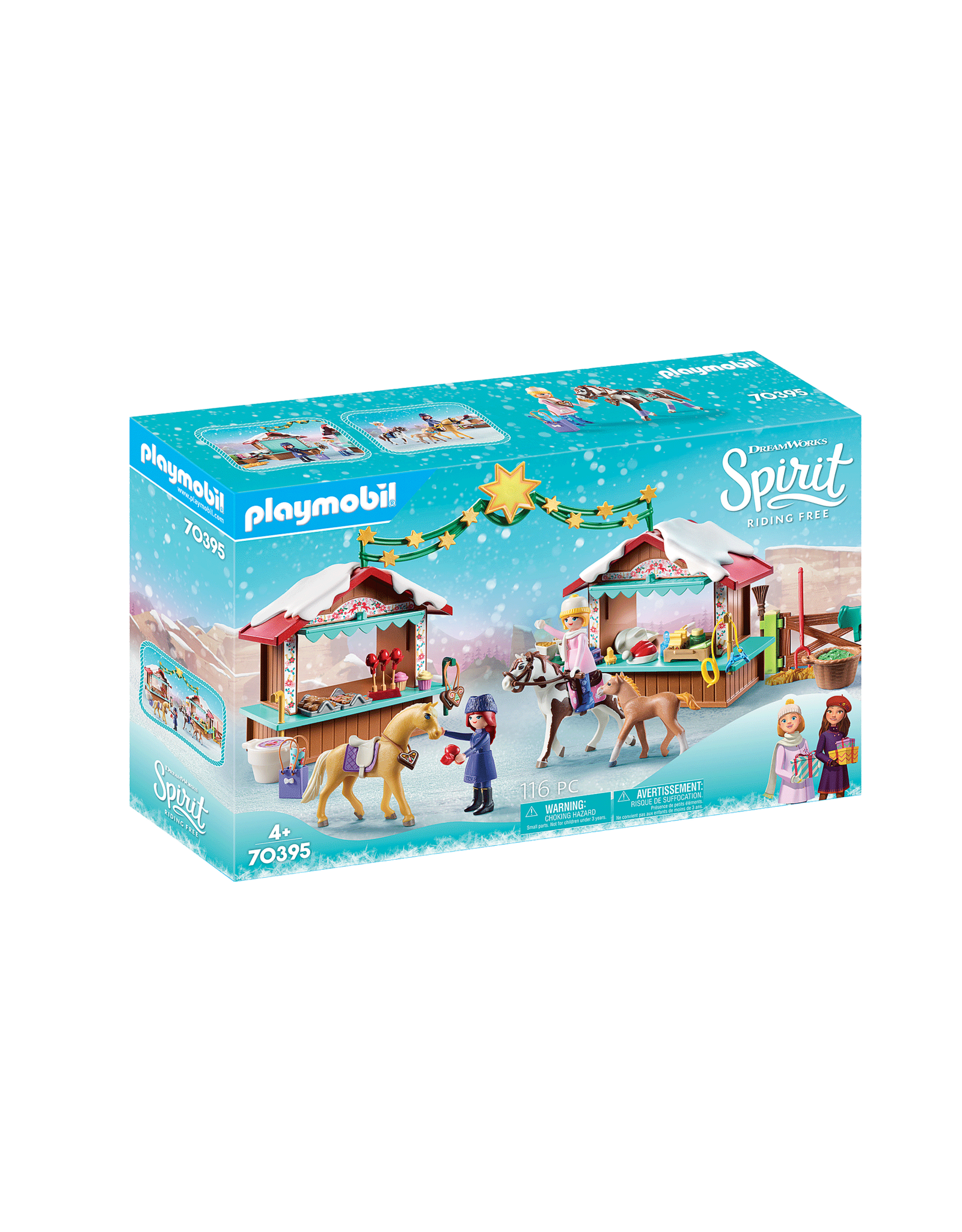 Playmobil A Miradero Christmas
