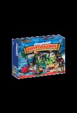 Playmobil Playmobil Pirate Cove Treasure Hunt Advent Calendar 2020