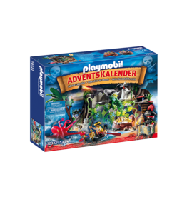 Playmobil Playmobil Pirate Cove Treasure Hunt Advent Calendar 2020
