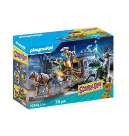 Playmobil SCOOBY-DOO! Adventure in the Wild West