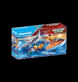 Playmobil Shark Attack Rescue