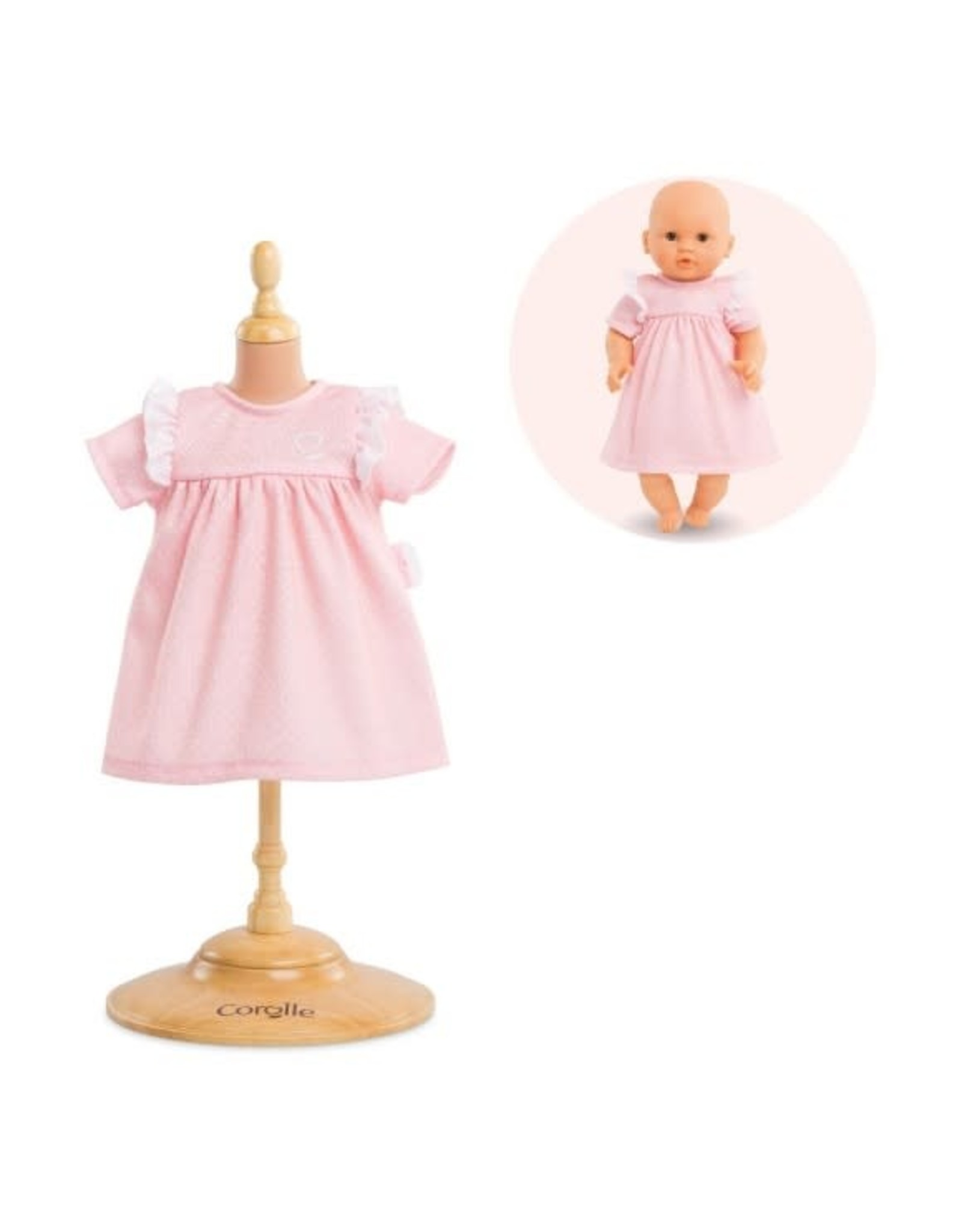 """Corolle Corolle 12"""" Dress Candy"""
