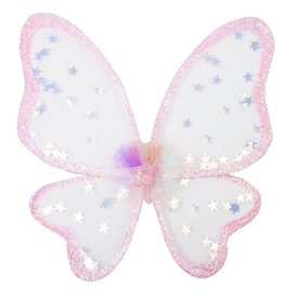 Great Pretenders Twinkling Star Confetti Wings