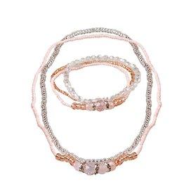 Great Pretenders Sweetie Pie Necklace and Bracelet Set