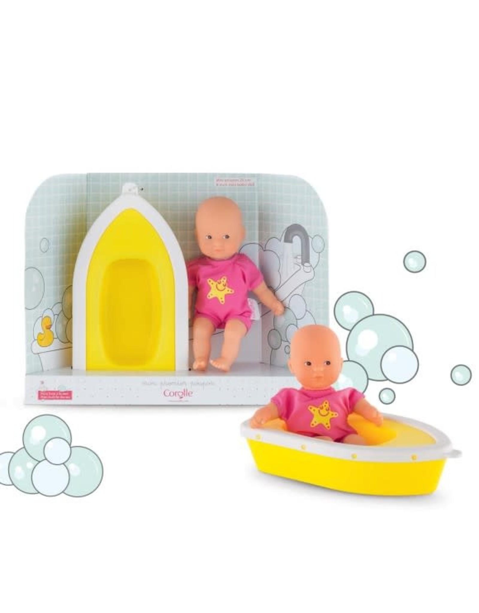 Corolle Corolle Mini Calin Bath Plouf