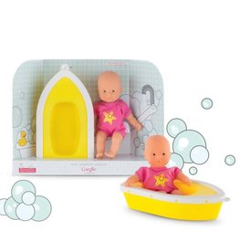 Corolle Corolle Mini Calin Bath Plouf