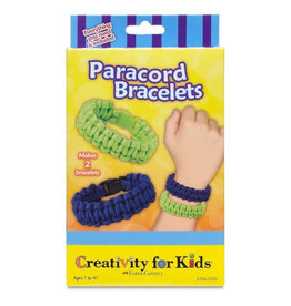 Creativity For Kids Paracord Bracelets
