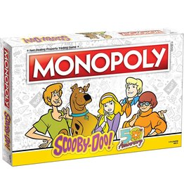 USAopoly Monopoly: Scooby Doo!