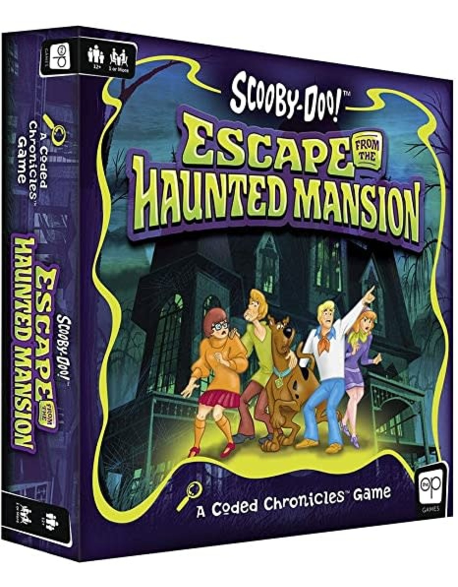 Coded Chronicles: Scooby Doo@