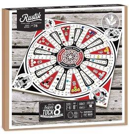Rustik 8 Player Super Tock Game