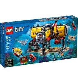 Lego Ocean Exploration Base