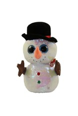 Ty Melty - Sequin Snowman Med