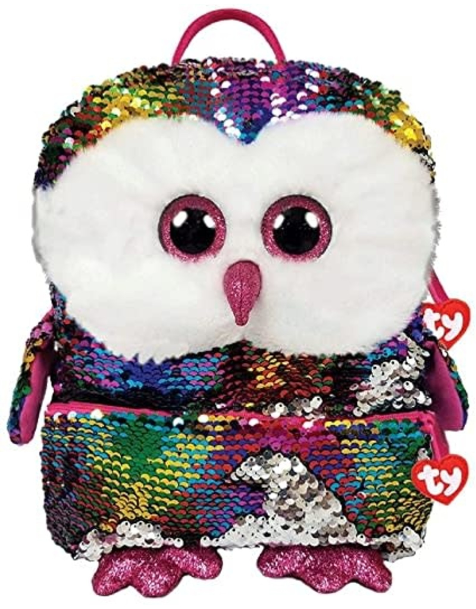 Ty Owen - Sequin Backpack