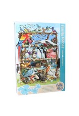 Cobble Hill Birds of the World 350 pc Family Puzzle