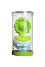 Fat Brain Toys Dimpl Wobl - Green
