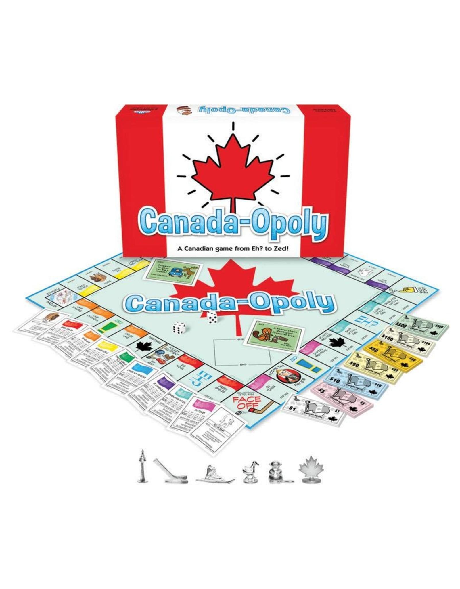Canada-opoly