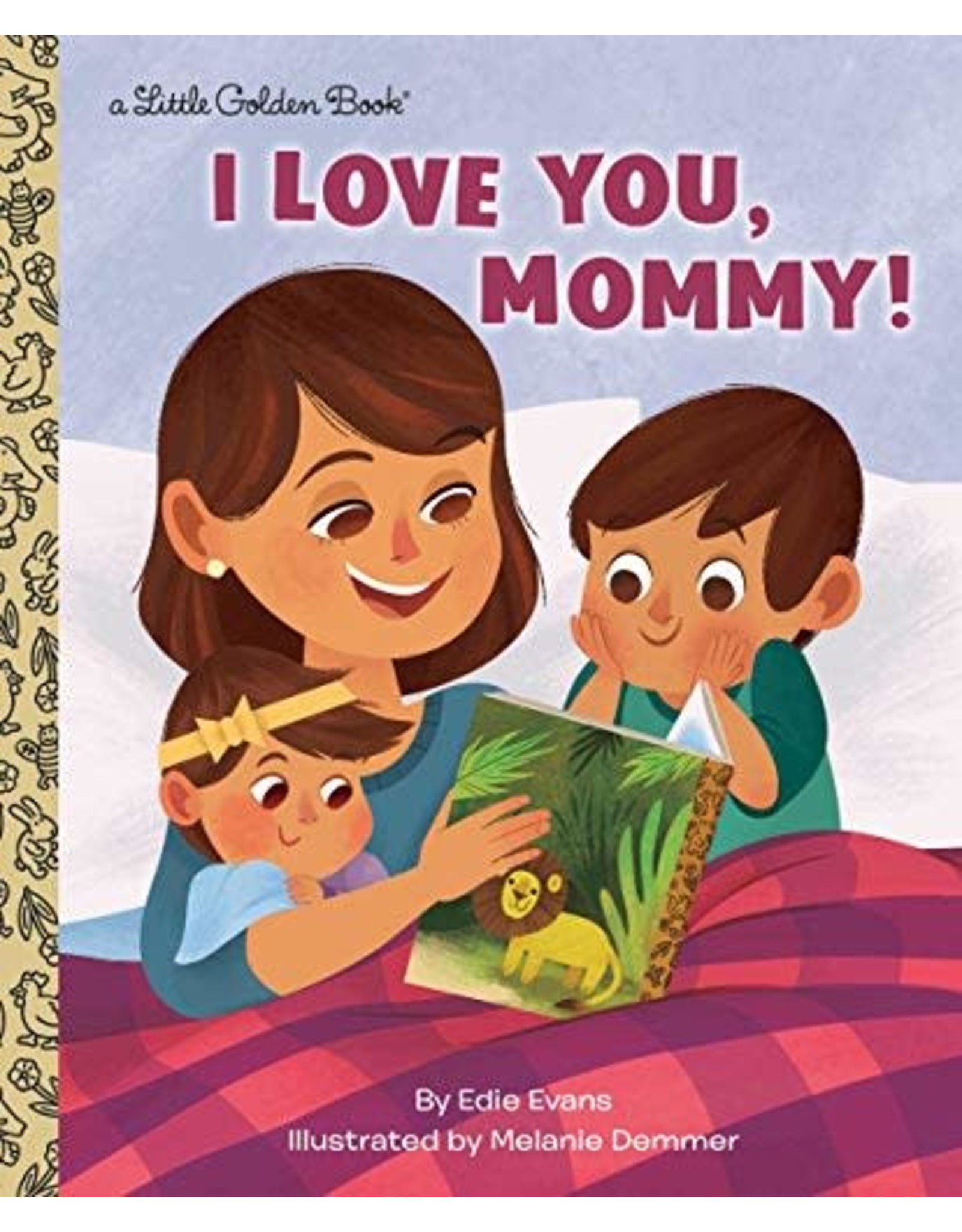 Little Golden Books I Love You Mommy - LGB