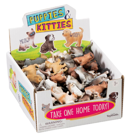 Toysmith Puppies and Kitties