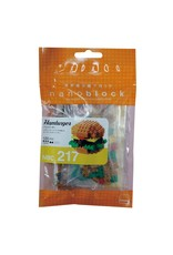 Nanoblock Hamburger