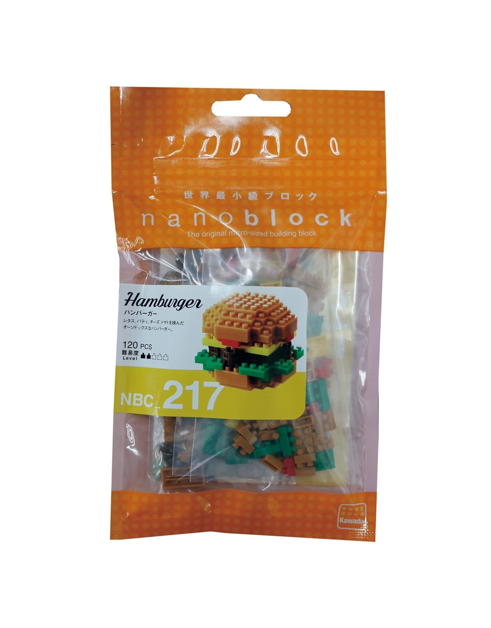 Nanoblock Nanoblock Hamburger