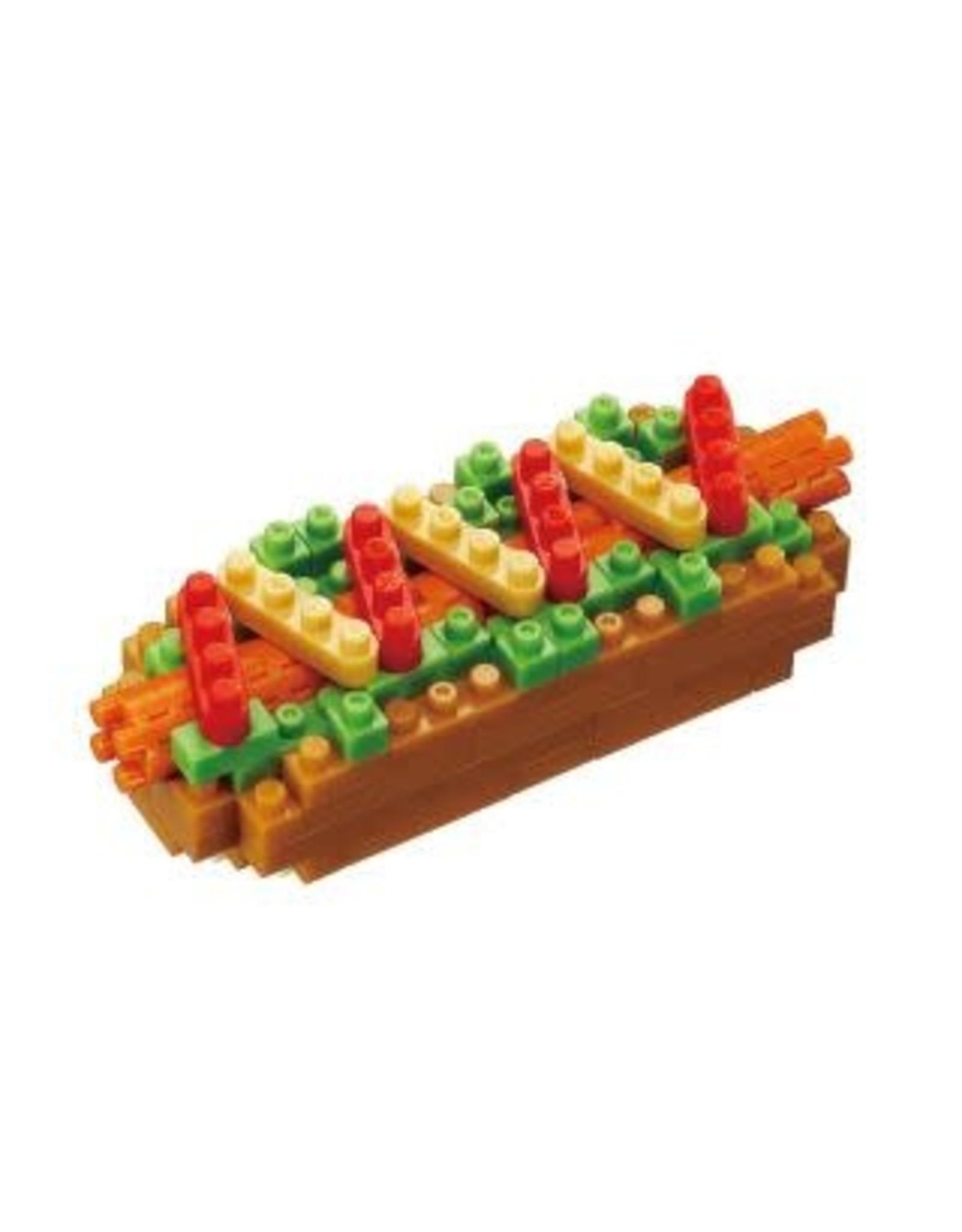 Nanoblock Hot Dog