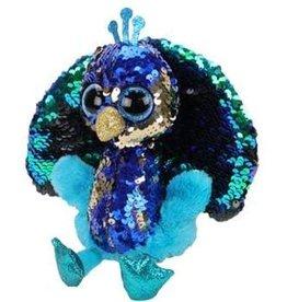 Ty Tyson - Sequin Peacock Med