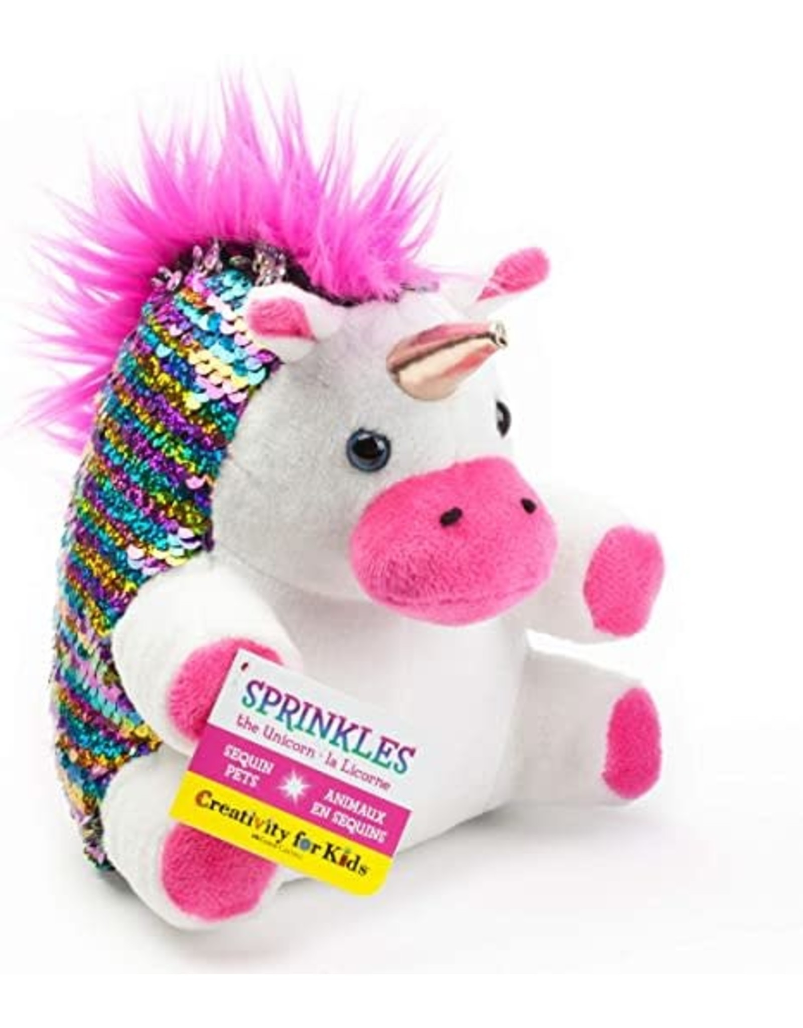 Creativity For Kids Mini Sequin Pets: Sprinkles the Unicorn