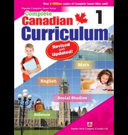 Complete Canadian Curriculum Grade 1