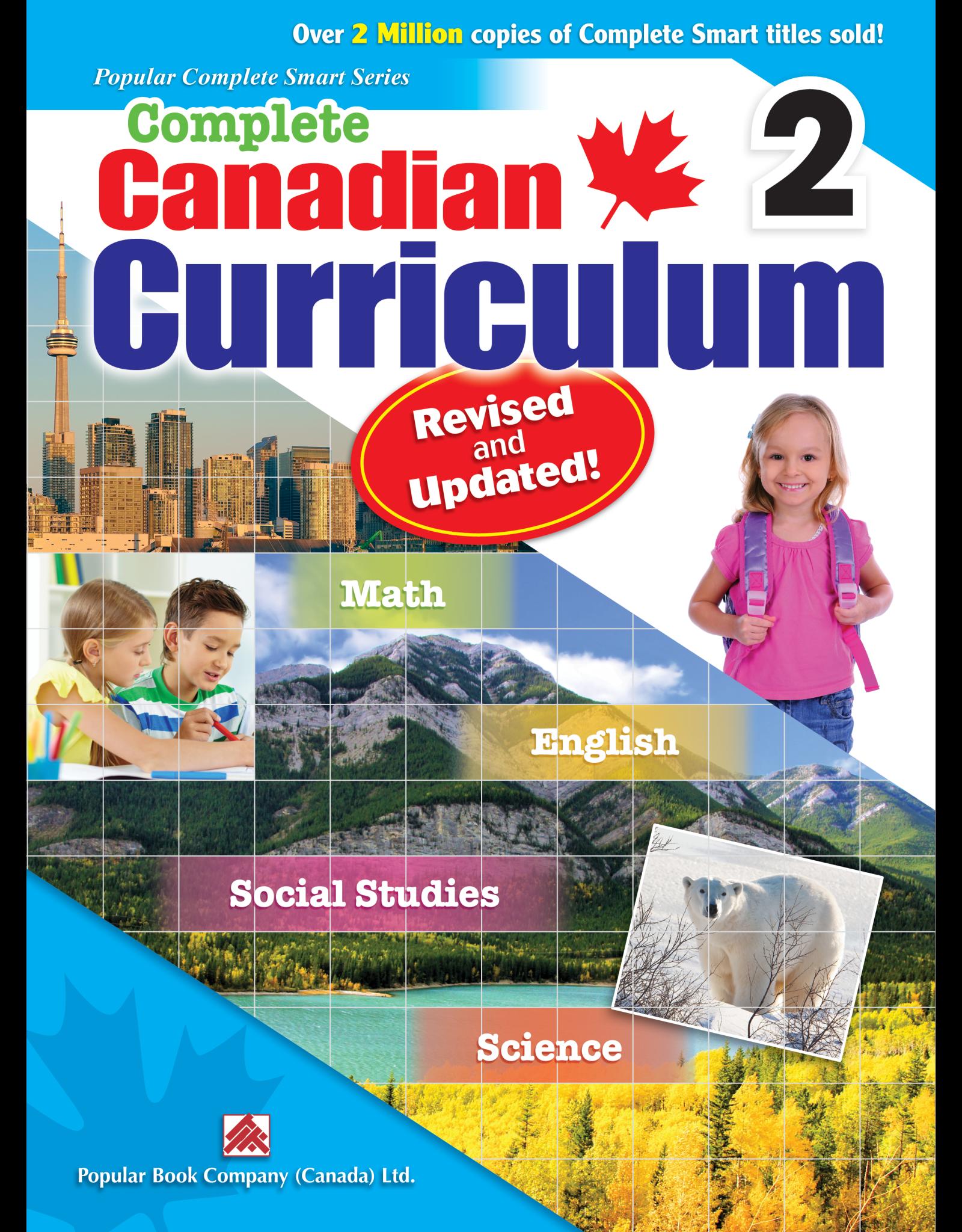 Complete Canadian Curriculum Grade 2
