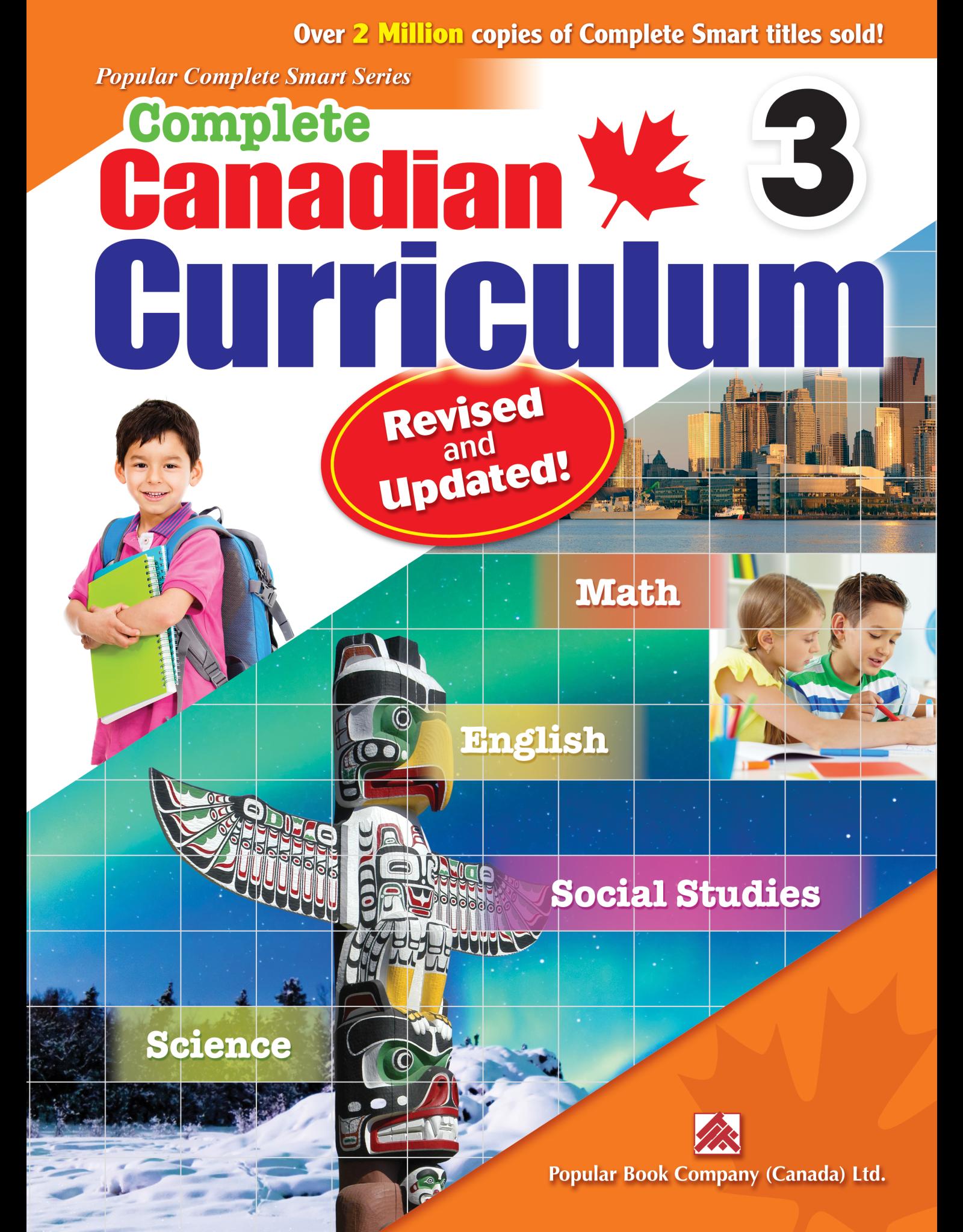 Complete Canadian Curriculum Grade 3