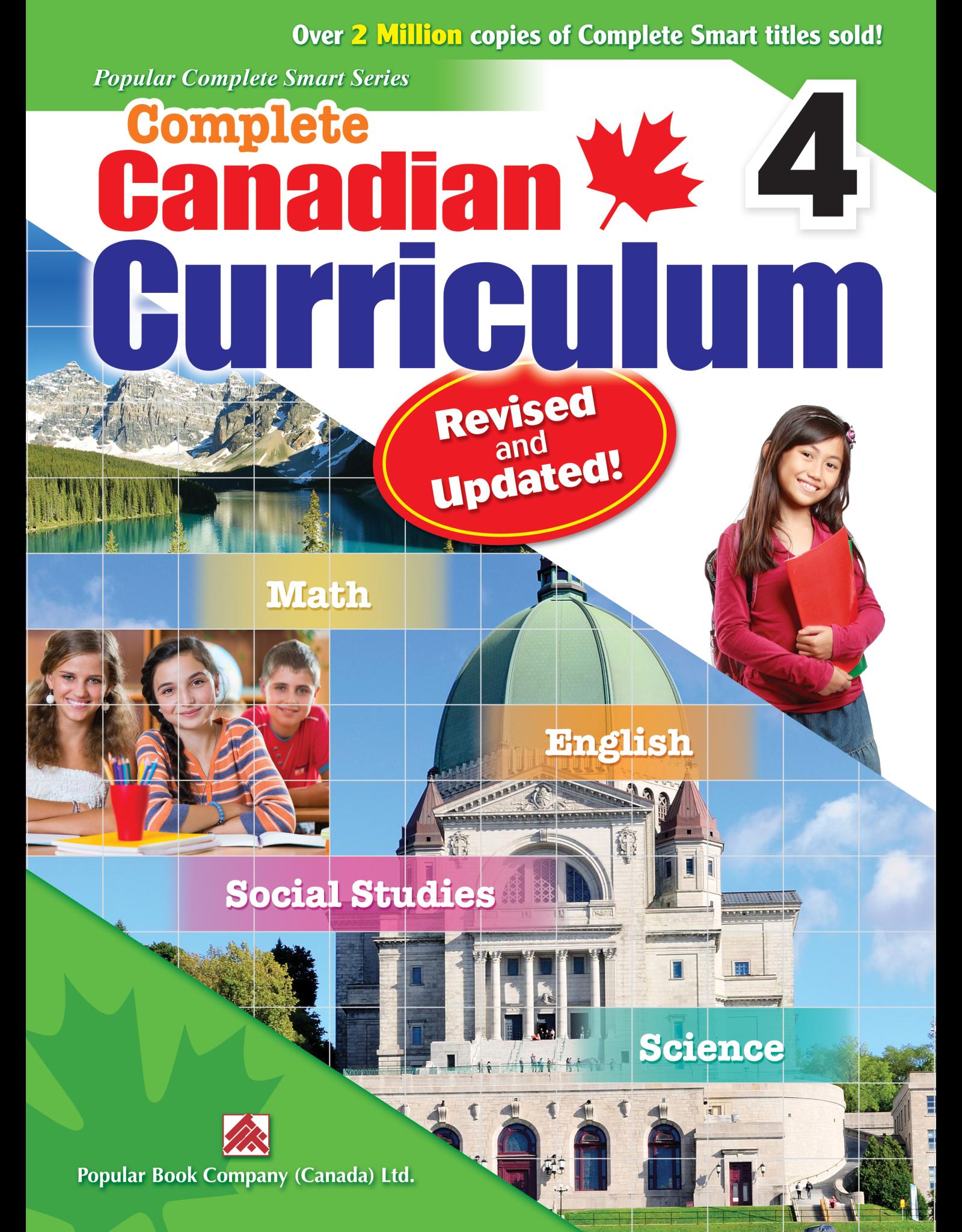 Complete Canadian Curriculum Grade 4