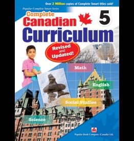 Complete Canadian Curriculum Grade 5
