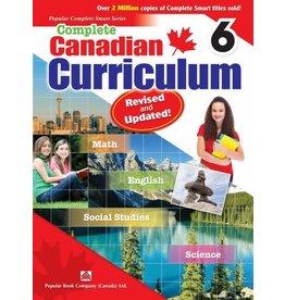 Complete Canadian Curriculum Grade 6