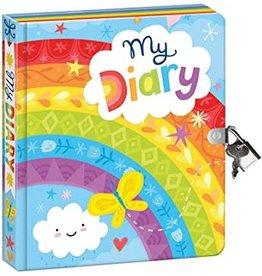 Peaceable Kingdom Rainbow Diary