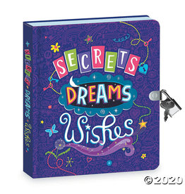 Peaceable Kingdom Secrets, Dreams, Wishes Diary