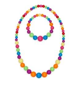 Play-Date Necklace Bracelet Set