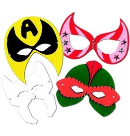 Super Hero Masks 24/pkg