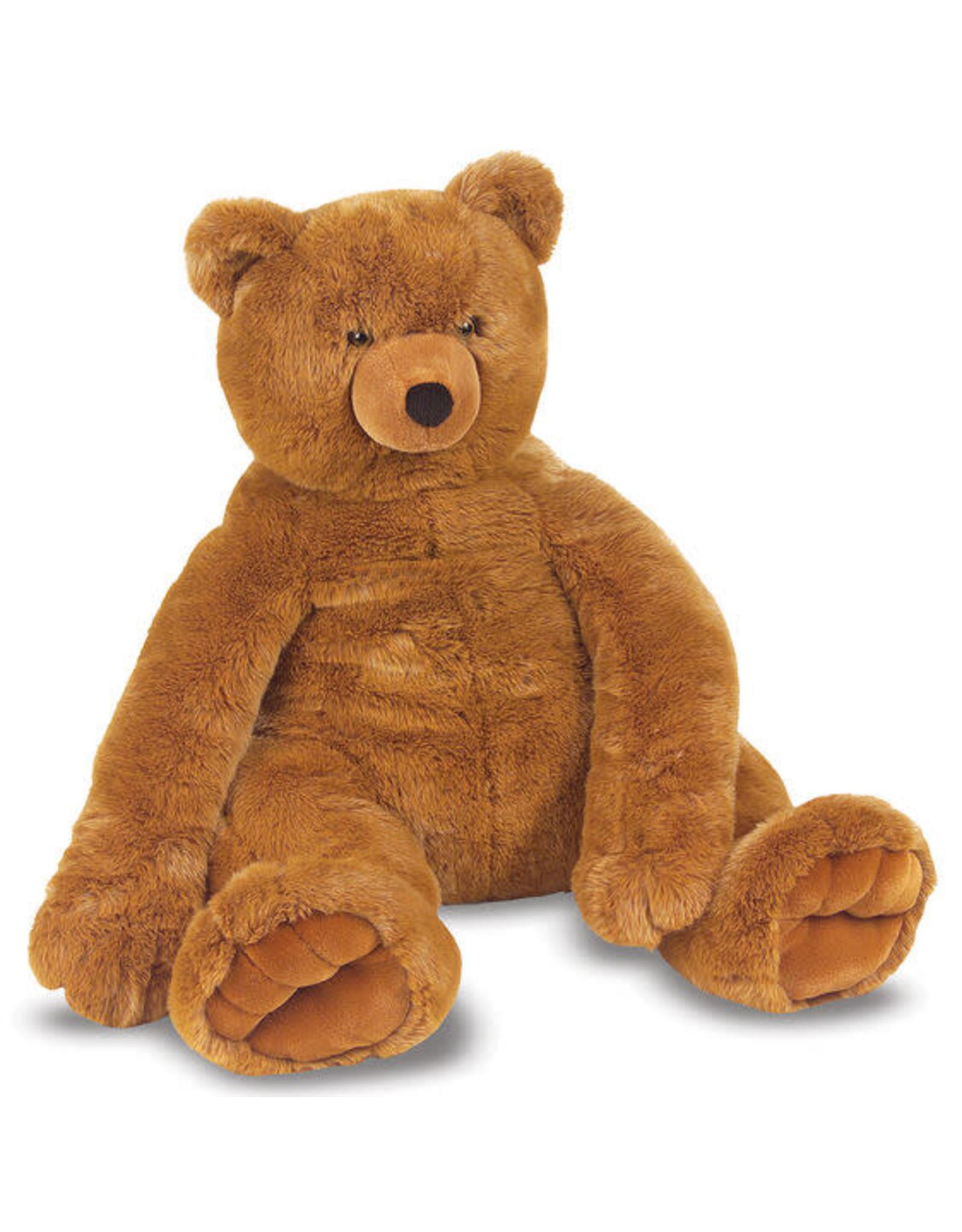 Melissa & Doug Jumbo Teddy Bear Plush