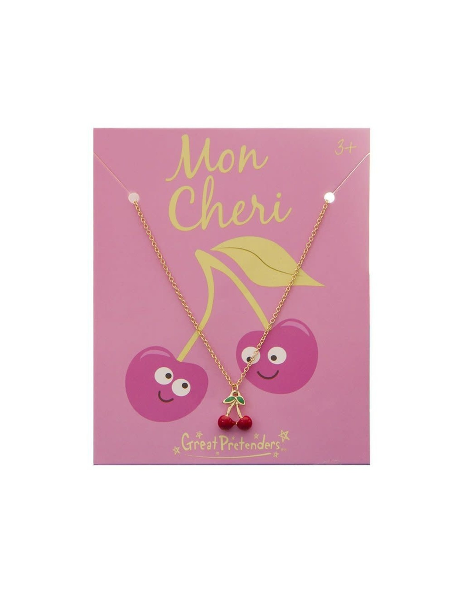 Great Pretenders Mon Cheri - Cherry Necklace