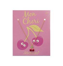 Mon Cheri - Cherry Necklace