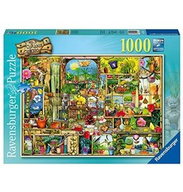 Ravensburger Colin Thompson: The Gardener's Cupboard 1000pc