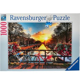 Ravensburger Bicycles in Amsterdam 1000pc