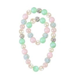 Sorbet Sparkle Necklace Set