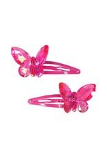 Fancy Flutter Butterfly Hair Clips