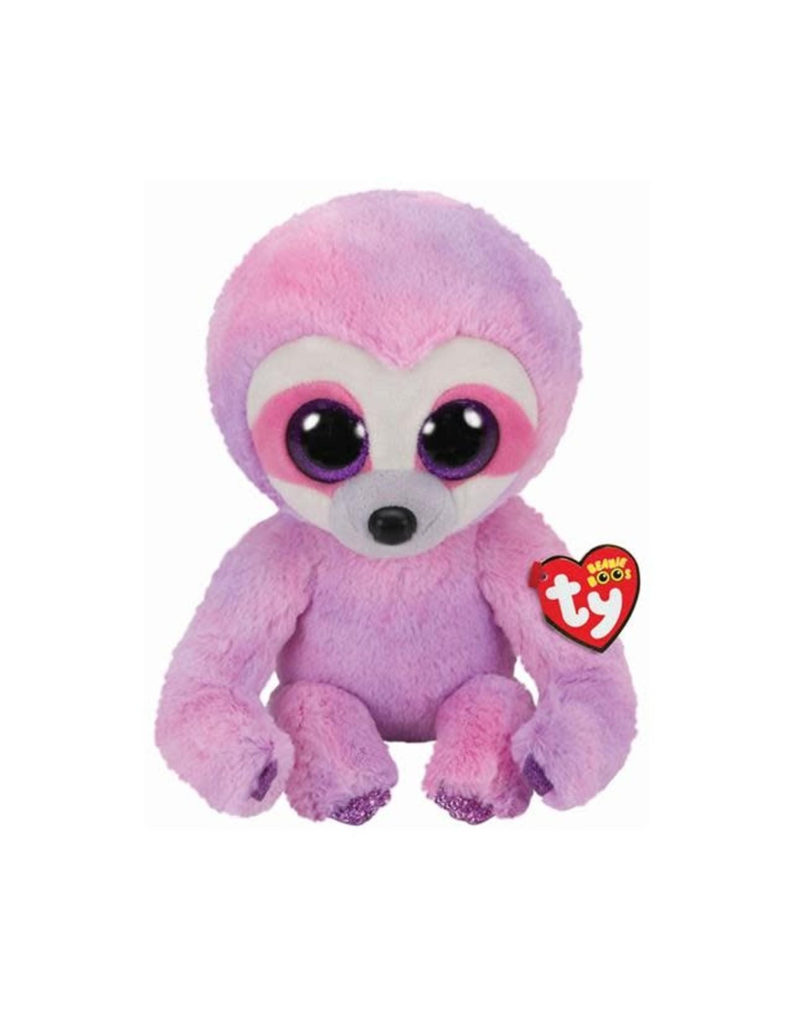Ty Dreamy - sloth purple med