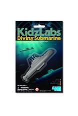 4M KidzLabs Diving Submarine